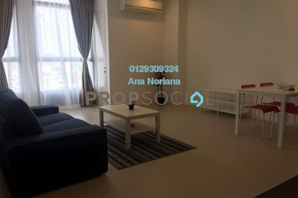 Apartment For Rent in Arcoris, Mont Kiara Freehold fully_furnished 1R/1B 2.6k