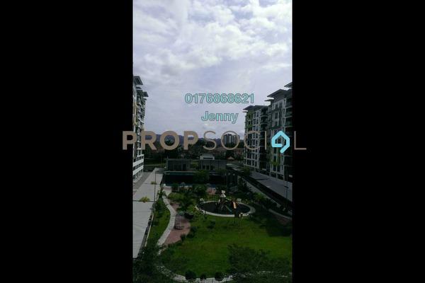 Condominium For Rent in Mahkota Garden Condominium, Bandar Mahkota Cheras Freehold Semi Furnished 4R/2B 1.4k