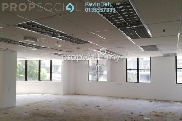 Office For Sale in Plaza Mont Kiara, Mont Kiara Freehold Semi Furnished 0R/0B 903k