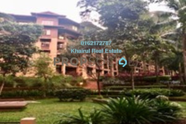Condominium For Rent in Kampung Warisan, Setiawangsa Freehold Fully Furnished 3R/2B 3k