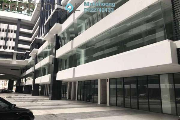 Shop For Rent in KL Traders Square, Kuala Lumpur Freehold Unfurnished 0R/0B 10k