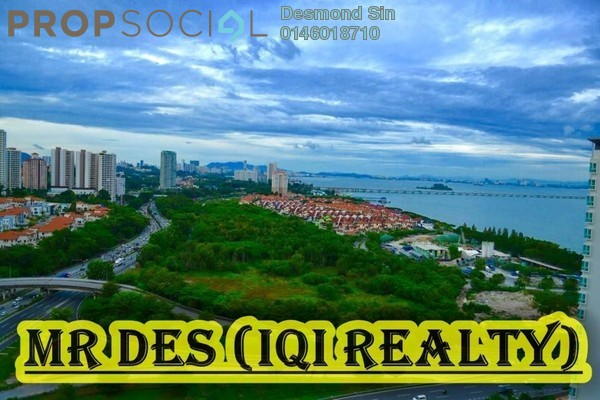 Condominium For Rent in Tropicana Bay Residences, Bayan Indah Freehold Fully Furnished 3R/2B 2.5k