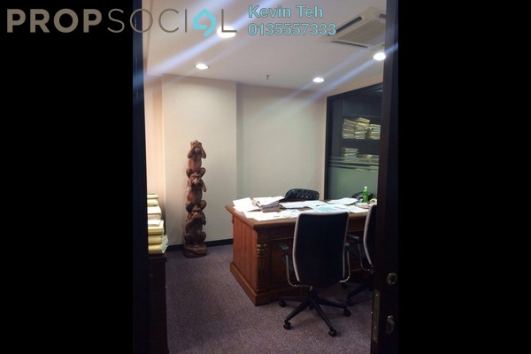 Office For Sale in Plaza Mont Kiara, Mont Kiara Freehold Semi Furnished 0R/0B 790k