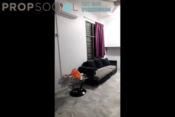 Terrace For Sale in SD11, Bandar Sri Damansara Freehold Semi Furnished 3R/2B 1.38m