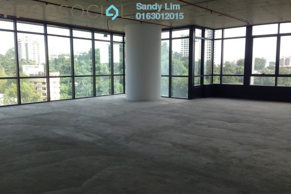 Office For Sale in Menara MBMR, Mid Valley City Freehold Unfurnished 0R/2B 3.23m