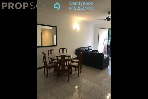 Condominium For Rent in Angkasa Impian 1, Bukit Ceylon Freehold Fully Furnished 3R/2B 2.8k