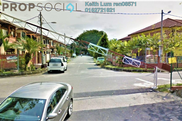 Terrace For Sale in SL11, Bandar Sungai Long Freehold Semi Furnished 4R/3B 530k