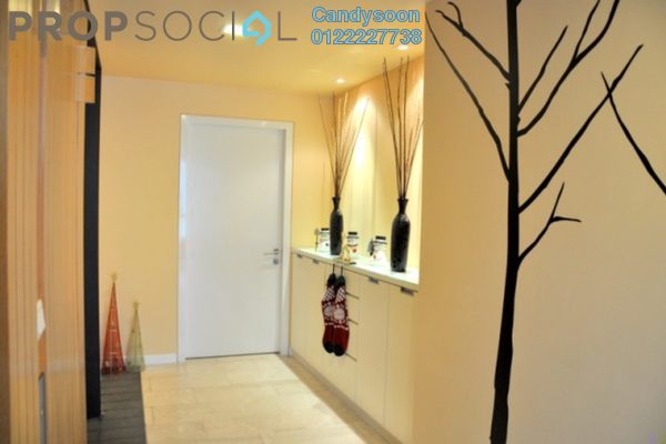 Condominium For Rent in 2 Hampshire, KLCC Freehold Semi Furnished 3R/5B 7.5k