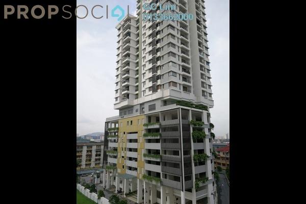 Condominium For Sale in Vila Vista, Cheras Freehold Semi Furnished 4R/4B 1.13m