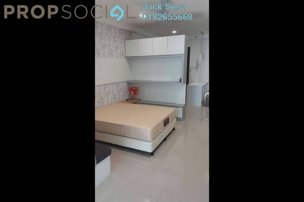 Serviced Residence For Rent in Shaftsbury Square, Cyberjaya Freehold Fully Furnished 0R/1B 1.3k