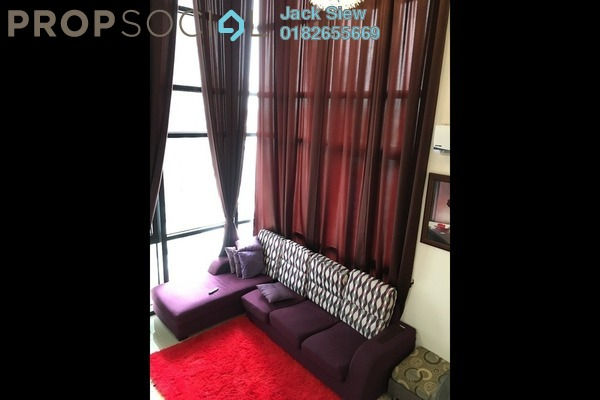 Condominium For Rent in Eclipse Residence @ Pan'gaea, Cyberjaya Freehold Fully Furnished 3R/2B 2.5k