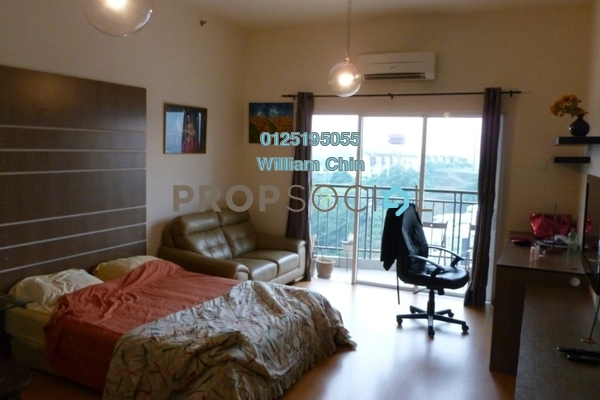 Condominium For Rent in Waldorf Tower, Sri Hartamas Freehold Fully Furnished 0R/1B 1.7k