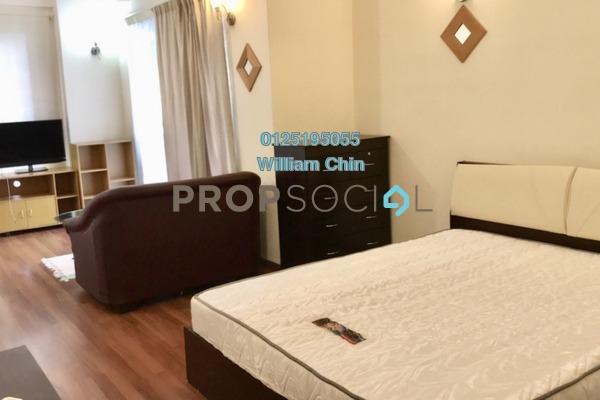 Condominium For Sale in Casa Mutiara, Pudu Freehold Fully Furnished 0R/1B 380k