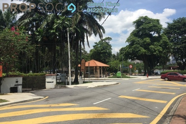 Land For Sale in Taman Tasik Titiwangsa, Titiwangsa Freehold Unfurnished 0R/0B 17.7m