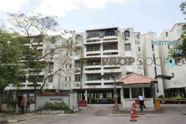 Condominium For Rent in Taman Shamelin Perkasa, Cheras Freehold Semi Furnished 3R/2B 1.2k