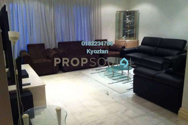 Condominium For Rent in Mayang Court, KLCC Freehold Fully Furnished 3R/2B 3.2k