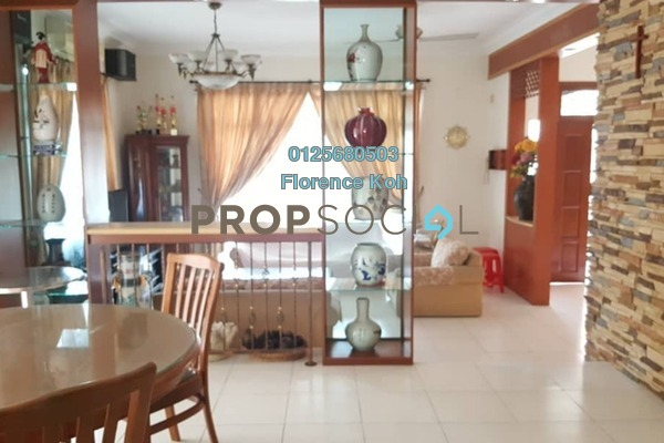 Semi-Detached For Sale in Taman Perling, Iskandar Puteri (Nusajaya) Freehold Semi Furnished 4R/4B 860k