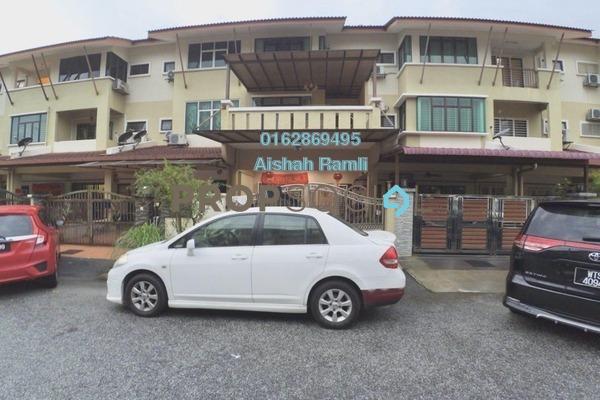 Terrace For Sale in Samudra Teres, Batu Caves Freehold Semi Furnished 6R/4B 790k