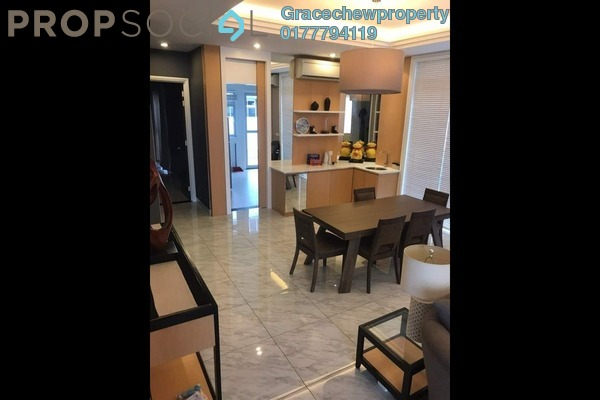 Serviced Residence For Rent in Eco Spring, Tebrau Freehold Fully Furnished 4R/4B 5.5k