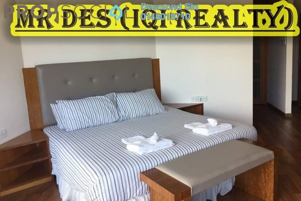Condominium For Rent in Gurney Beach, Gurney Drive Freehold Fully Furnished 3R/4B 4.5k