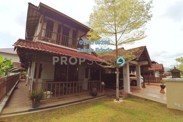 For Sale Bungalow at Persiaran Seriemas Utama, Kota Seriemas Freehold Semi Furnished 5R/3B 740k
