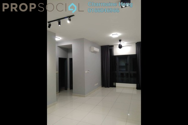 Serviced Residence For Rent in The Link 2 @ Bukit Jalil, Bukit Jalil Freehold Semi Furnished 1R/1B 1.5k