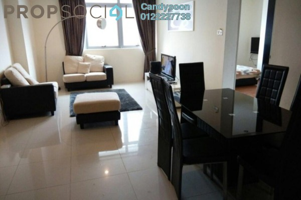 Serviced Residence For Rent in Taragon Puteri Bintang, Pudu Freehold Fully Furnished 3R/2B 2.9k