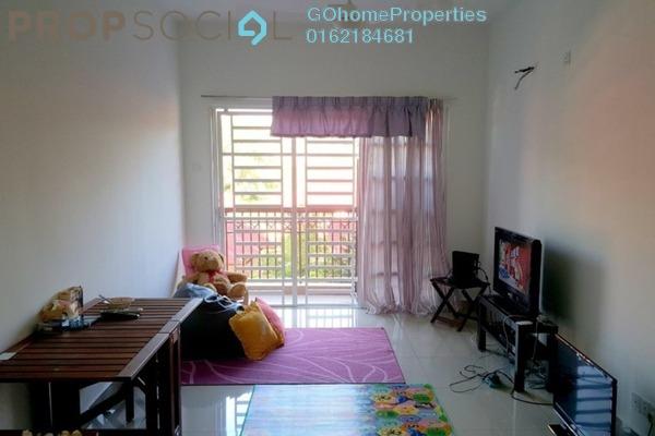 Condominium For Sale in Saujana Aster, Putrajaya Freehold Semi Furnished 3R/2B 435k