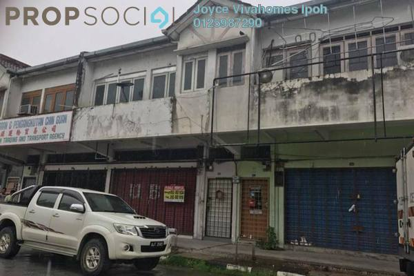 Shop For Rent in Kampung Kepayang, Simpang Pulai Freehold unfurnished 0R/2B 1.2k