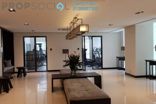 Condominium For Rent in Pavilion Hilltop, Mont Kiara Freehold Fully Furnished 3R/3B 5.5k