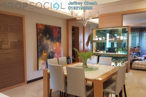 Condominium For Rent in Palmyra, Bangsar Freehold Fully Furnished 4R/6B 13k