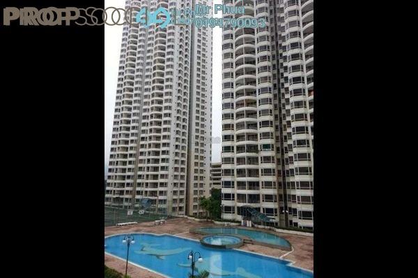 Condominium For Sale in Gurney Park, Gurney Drive Freehold Semi Furnished 3R/2B 850k