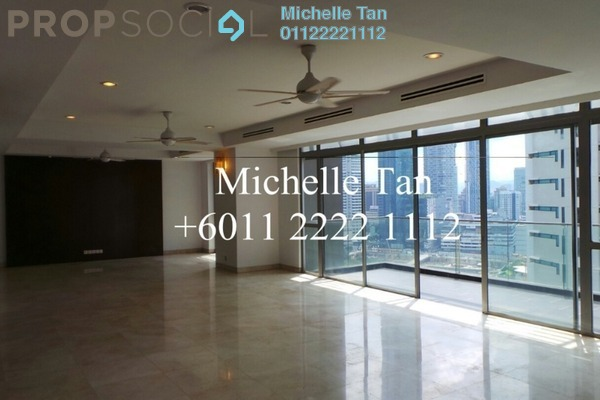 Condominium For Sale in Stonor Park, KLCC Freehold Semi Furnished 5R/6B 6.99m