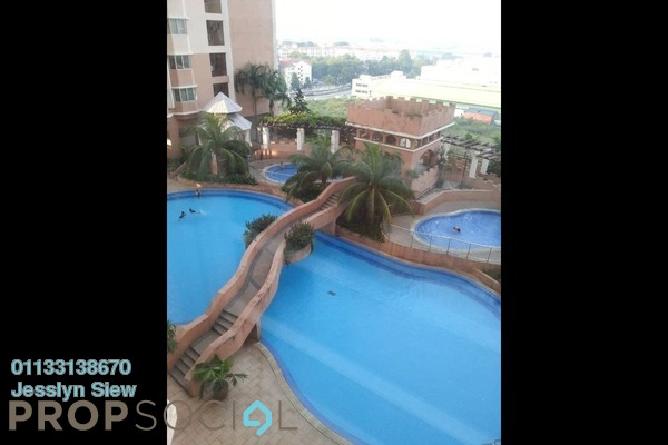 Apartment For Sale in The 19 USJ City Mall, UEP Subang Jaya Freehold Fully Furnished 3R/2B 412k