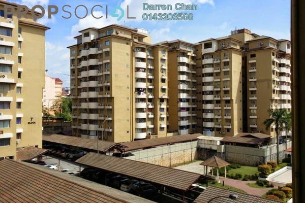 Condominium For Sale in Sri Desa, Kuchai Lama Freehold Semi Furnished 3R/2B 409k