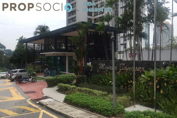 Condominium For Sale in Menara Bangsar, Bangsar Freehold Semi Furnished 4R/3B 1.78m