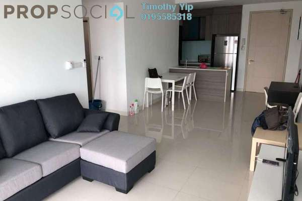 Condominium For Sale in V Residence 2 @ Sunway Velocity, Cheras Freehold Fully Furnished 2R/2B 1.05m