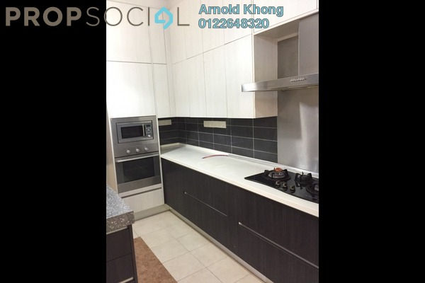 Townhouse For Rent in Laman Impian, Sunway Damansara Freehold Semi Furnished 4R/4B 2.6k