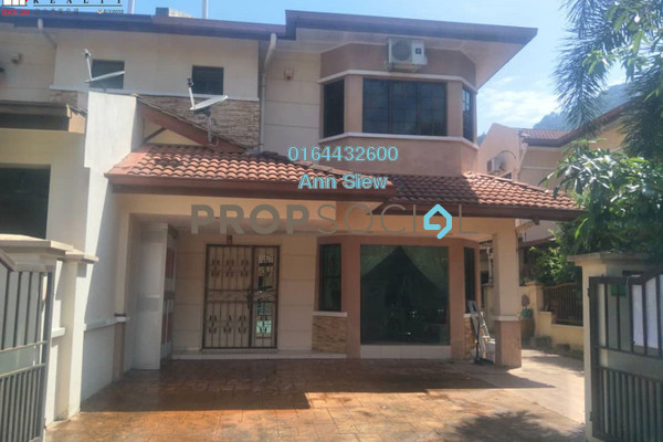 Semi-Detached For Sale in Sunway City Ipoh, Tambun Freehold Semi Furnished 4R/3B 530k