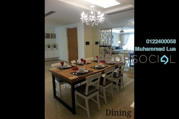 Condominium For Rent in 28 Mont Kiara, Mont Kiara Freehold Fully Furnished 3R/4B 9k