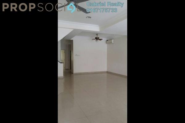 Terrace For Rent in Aman Suria Damansara, Petaling Jaya Freehold Semi Furnished 5R/3B 3.5k
