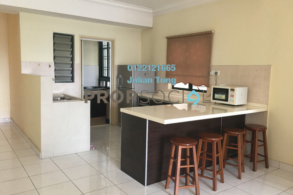 Condominium For Rent in Changkat View, Dutamas Freehold Semi Furnished 3R/2B 1.5k