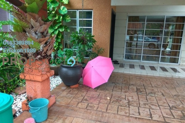 Terrace For Sale in Alstonia, Denai Alam Freehold Unfurnished 4R/4B 1.25m