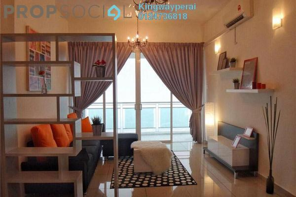 Condominium For Rent in Shineville Park, Farlim Freehold Fully Furnished 2R/4B 1.9k