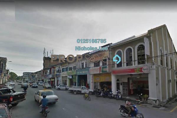 Shop For Sale in The Residence @ Kampar, Kampar Freehold Unfurnished 0R/0B 580k