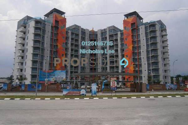 Condominium For Sale in Sri Klebang, Bandar Baru Sri Klebang Freehold Unfurnished 3R/2B 240k