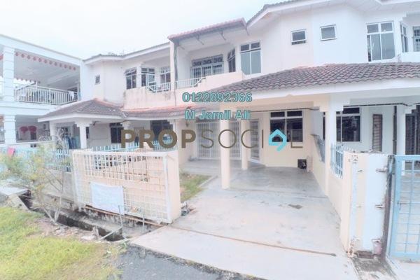 Terrace For Sale in Kampung Jawa, Segamat Freehold Semi Furnished 4R/3B 230k
