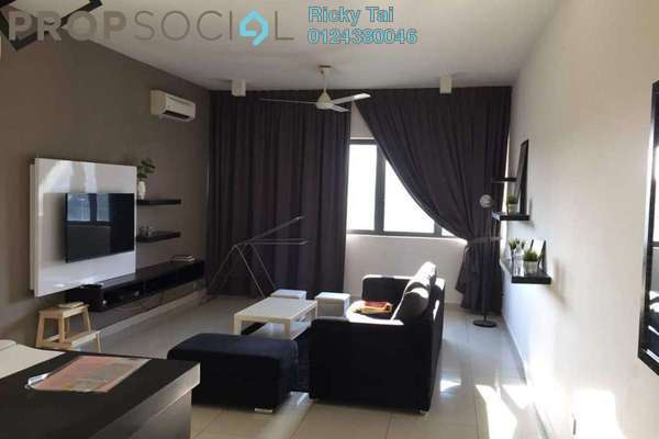 Condominium For Rent in Mirage By The Lake, Cyberjaya Freehold Fully Furnished 2R/2B 2k