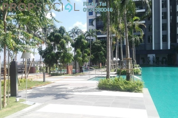 Condominium For Rent in CitiZen, Old Klang Road Freehold Semi Furnished 2R/2B 1.8k