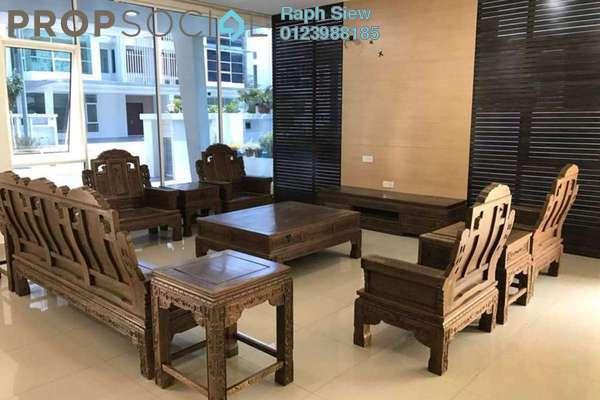 Terrace For Rent in Garden Residence, Cyberjaya Freehold Fully Furnished 7R/5B 5.5k
